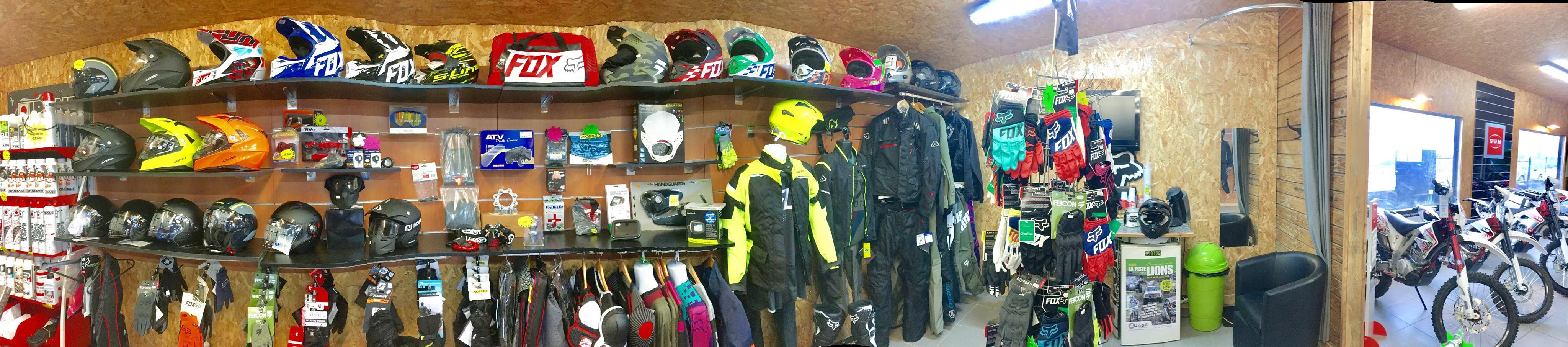 accessoires moto quad